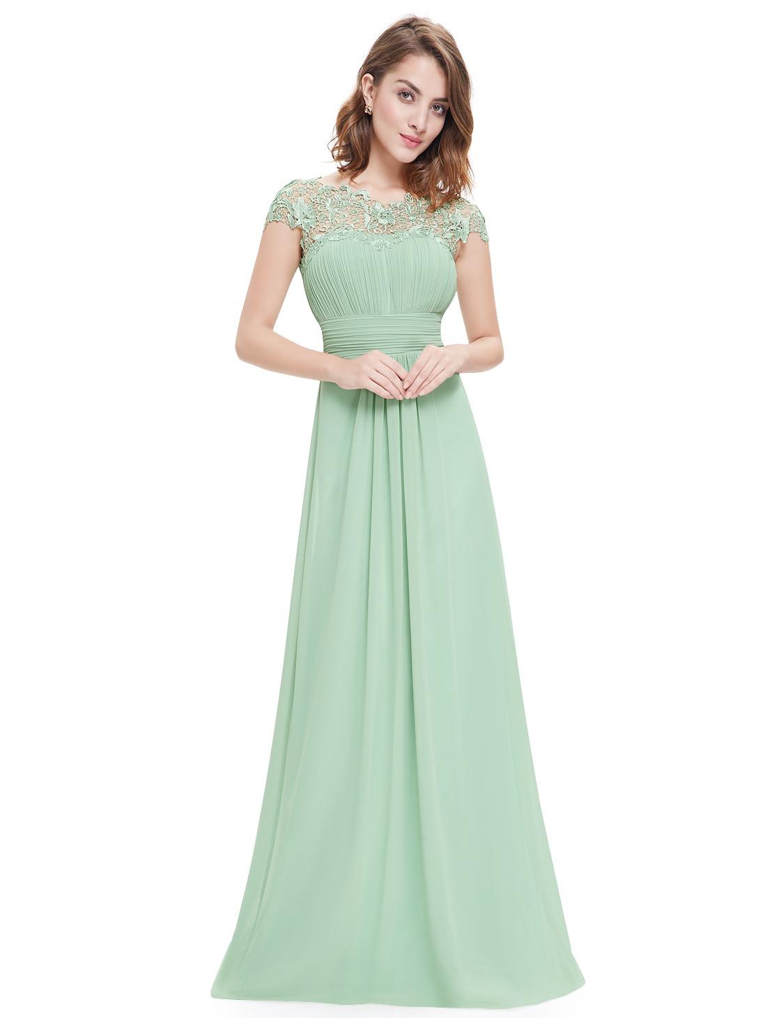 2923266ed6fa Ever-Pretty Mátové krajkové šaty - Glami.cz