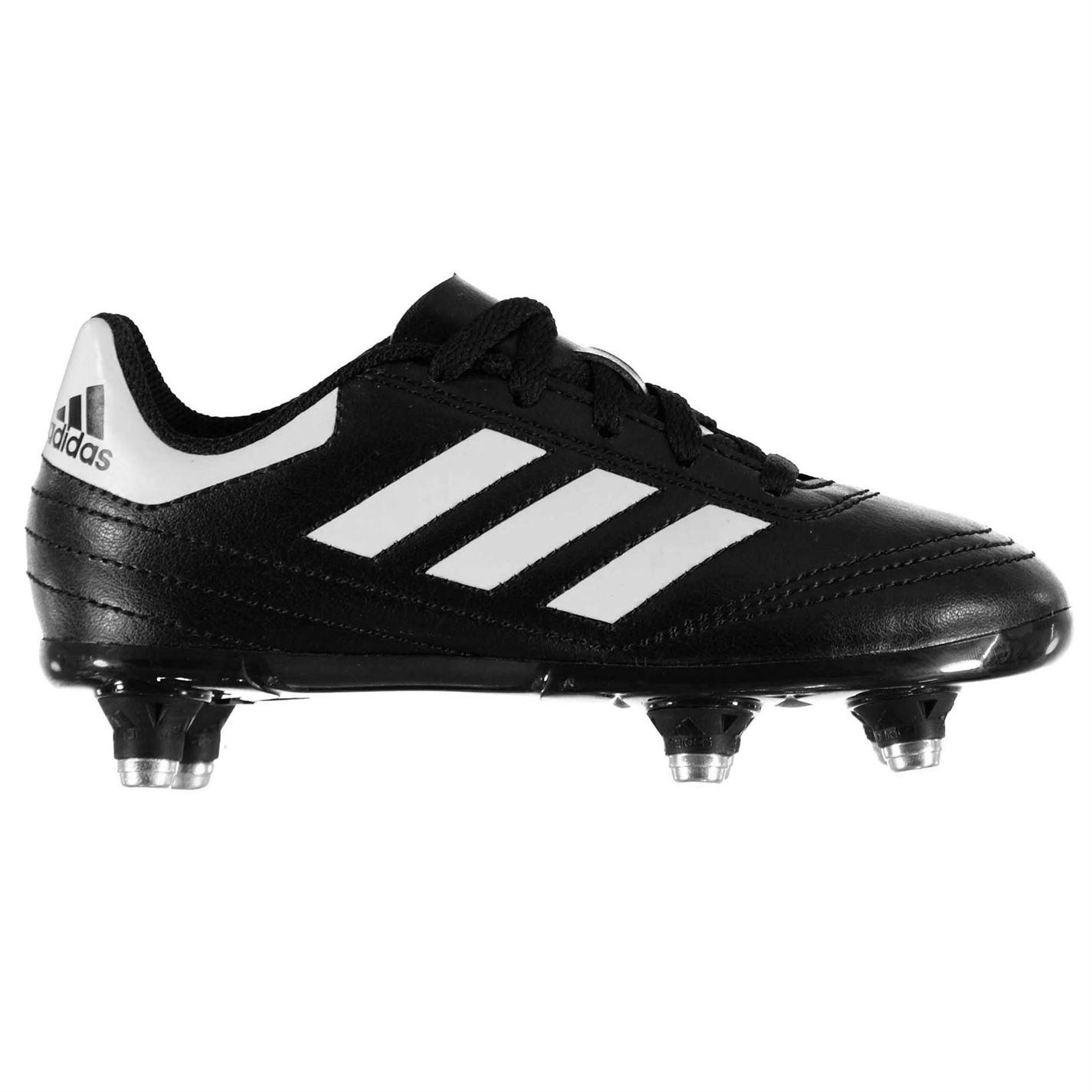 Detské kopačky Adidas Goletto Soft Ground Football Boots Child Boys ... a499d563937