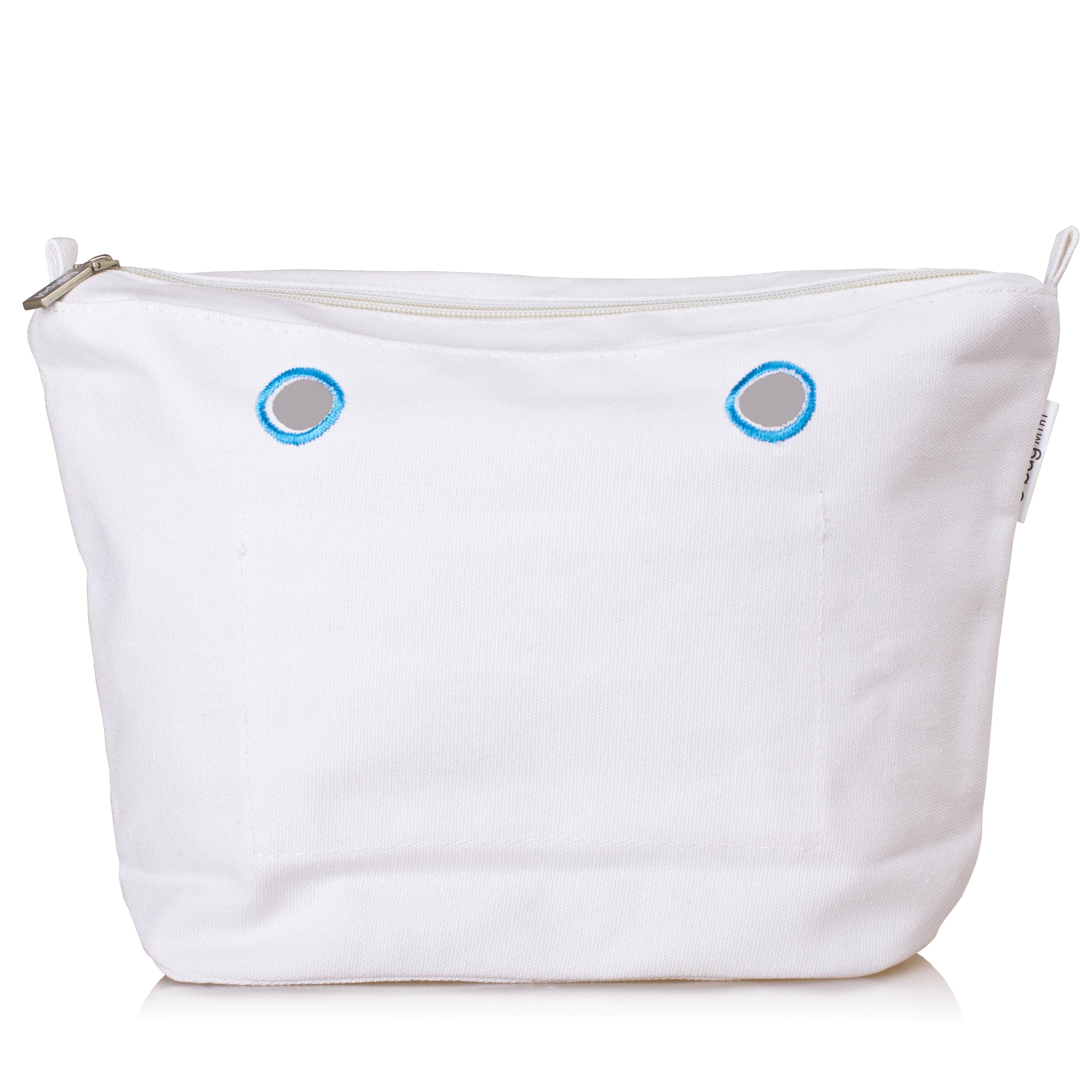 O bag belsô táska fehér Mini - Glami.hu 682a90eb15