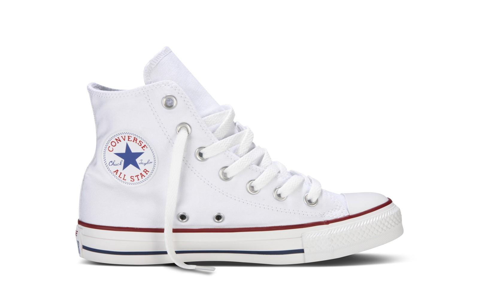 Unisex kotníkové boty Converse Chuck Taylor All Star bílé - Glami.cz 13ef5af033