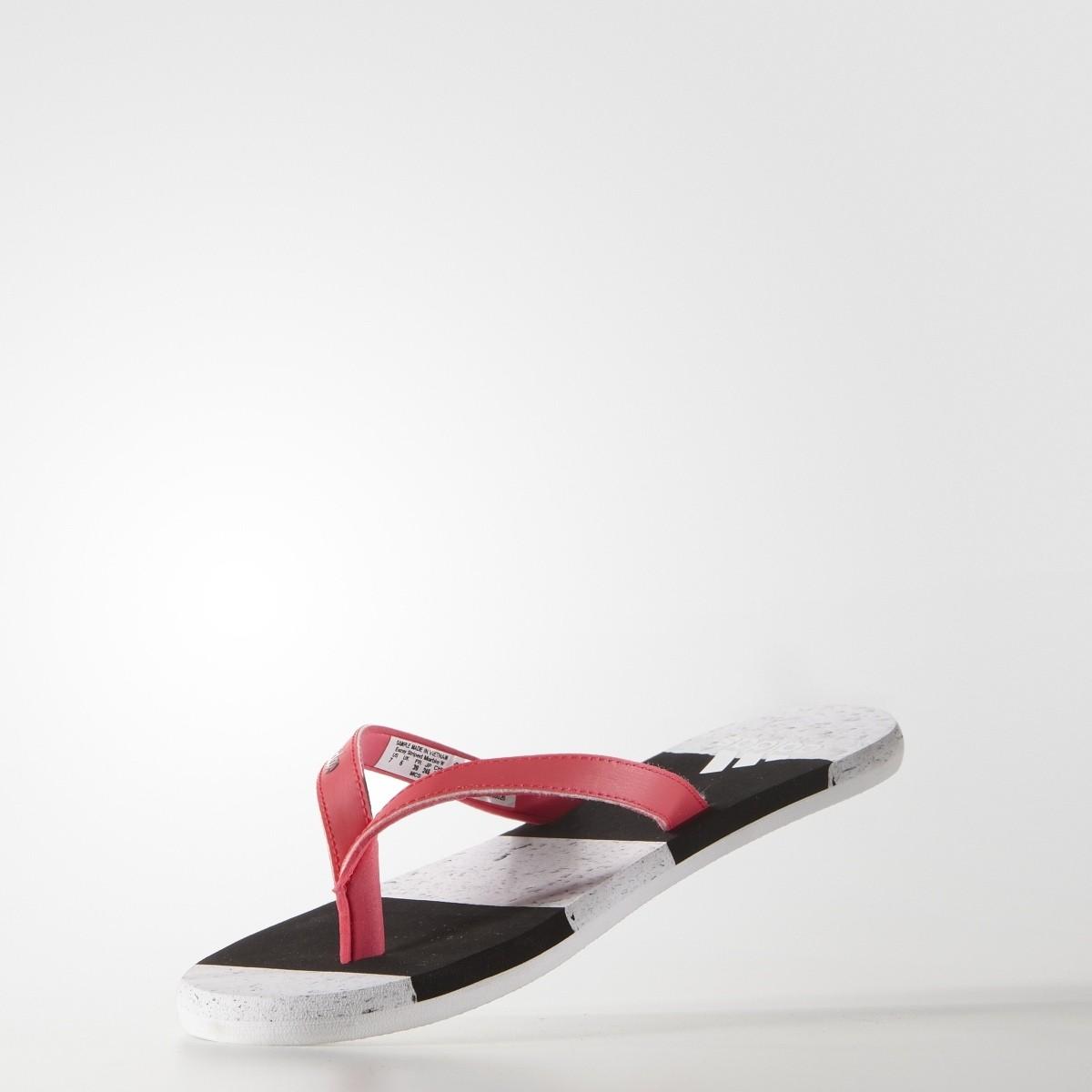 4cae017f1e4 Dámské žabky adidas Performance eezay striped marble W CBLACK FTWWHT SHORED.  1