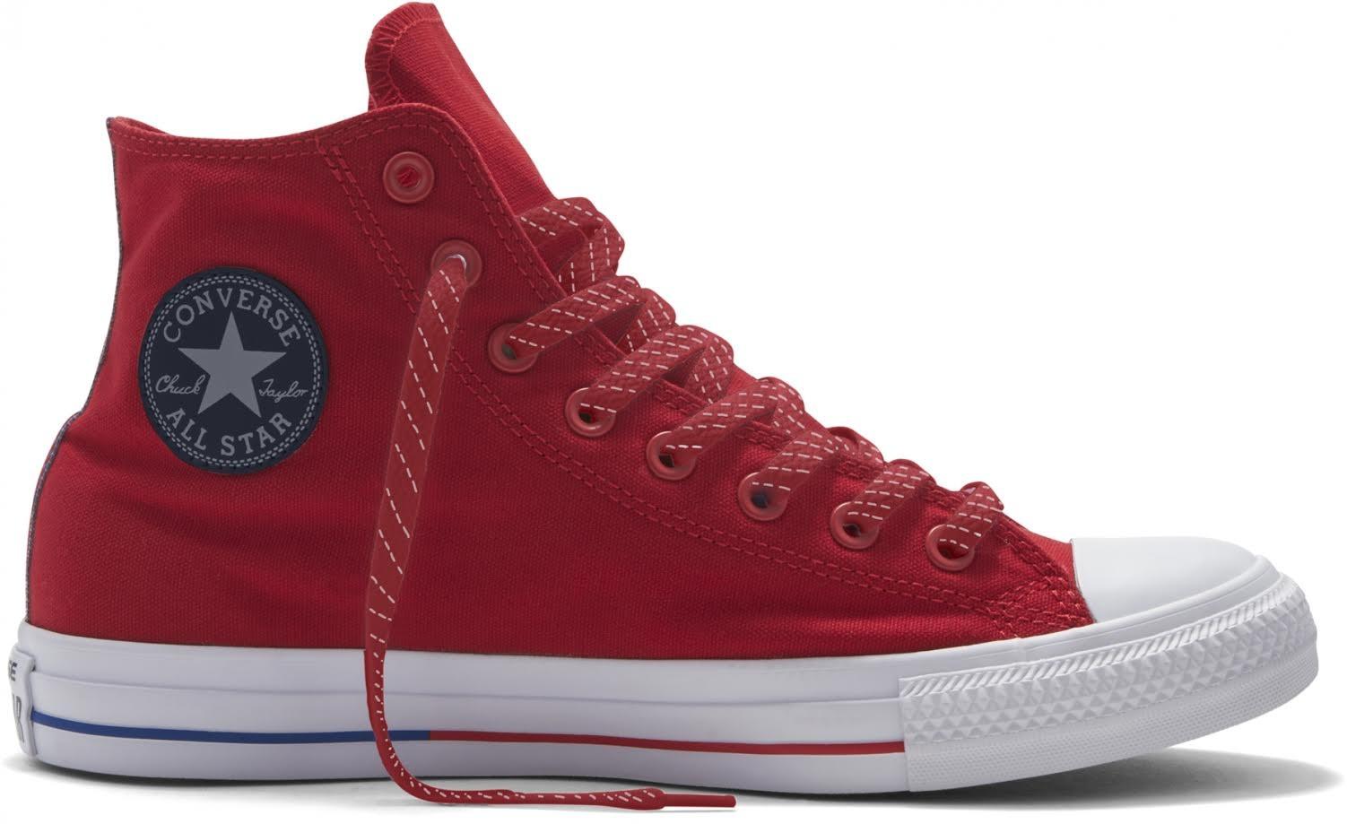 Unisex kotníkové boty Converse Chuck Taylor All Star červené - Glami.sk aa8c13241b