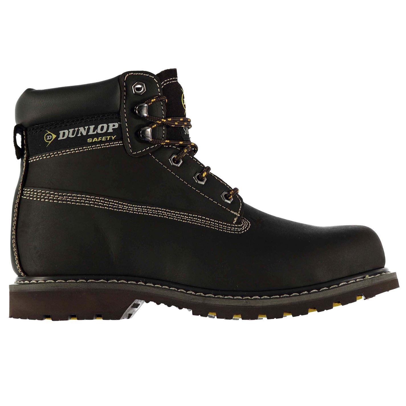 Dunlop Nevada Pánské Safety Boots - Glami.sk 686eb164b9f