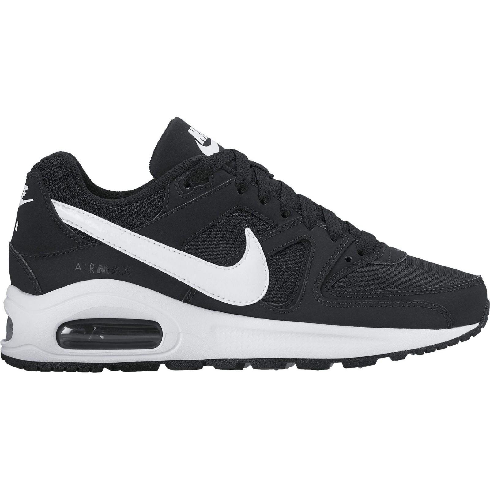on sale 52b10 62aca Dětské tenisky Nike AIR MAX COMMAND FLEX (GS) BLACK WHITE-WHITE ...