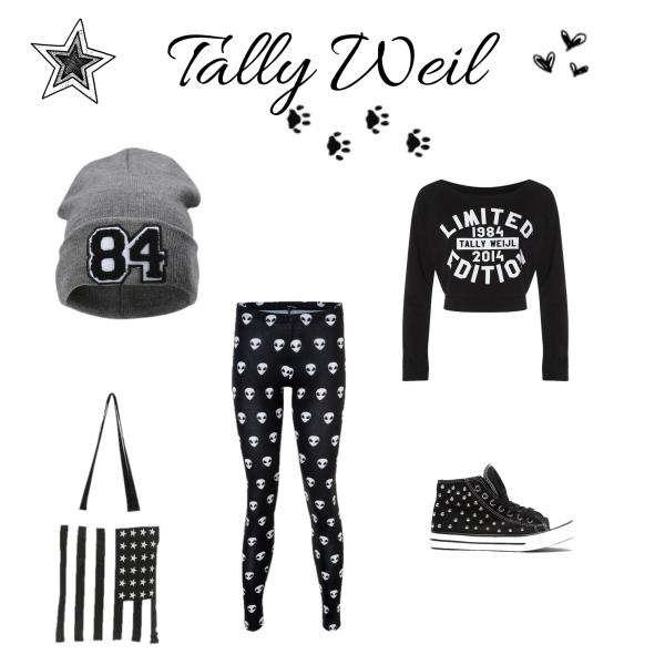Tally Weil
