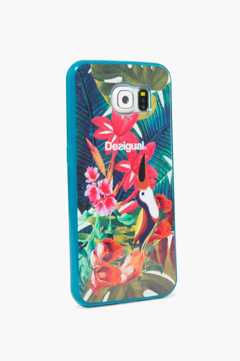 ... na telefon Desigual Samsung Gal azul gaultier. -60%. obal ... 30102f01e48