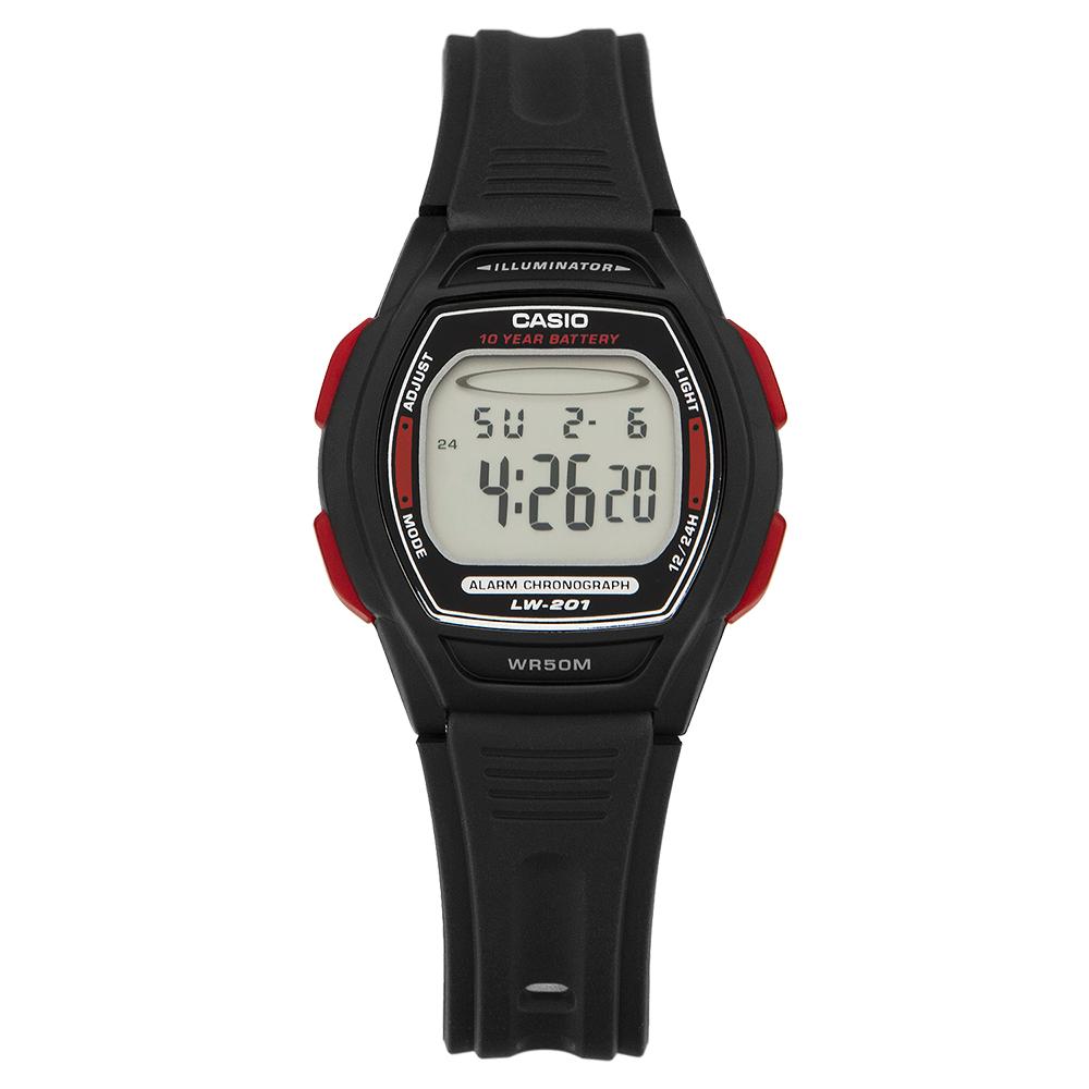 Dámske hodinky Casio LW-201-4A - Glami.sk 8119676f857