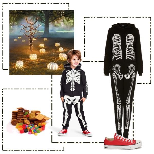 Skeleton...