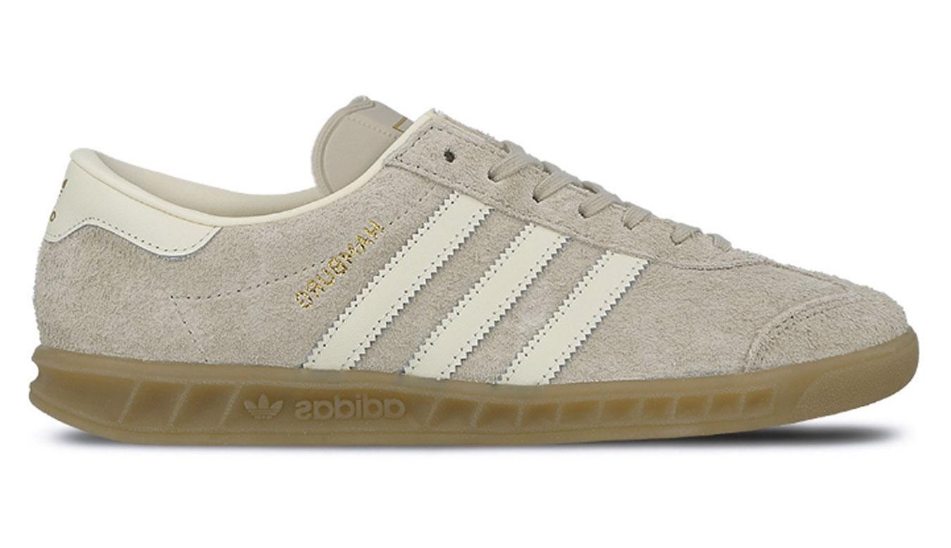 46529e5101d adidas Originals adidas Hamburg šedé BB5110 - Glami.cz