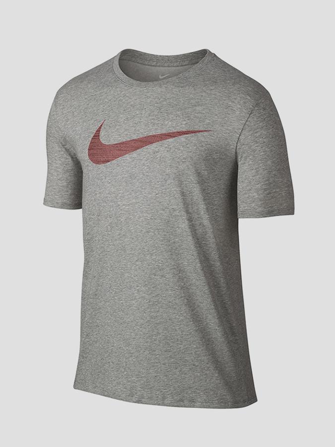 Tričko Nike M NK DRY TEE DF SWOOSH HTR 5770ff1810