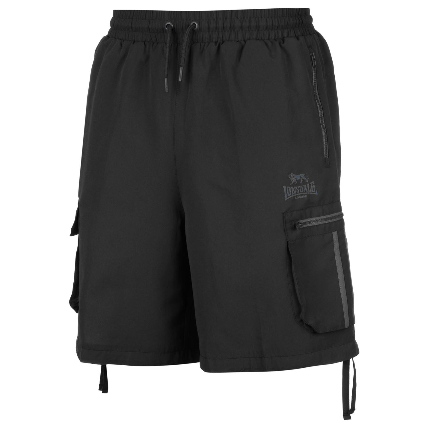 Kraťasy Lonsdale 2 Stripe Cargo Shorts Mens - Glami.cz 42631fe651