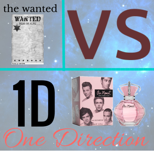 One Direction vs the wanted