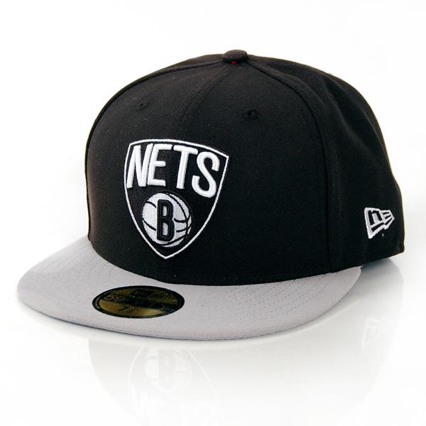New Era NBA Basic Brooklyn Nets Game Cap Black Grey - Glami.hu 0cb442d17f